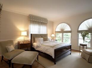 ,卧室,简约,白色,