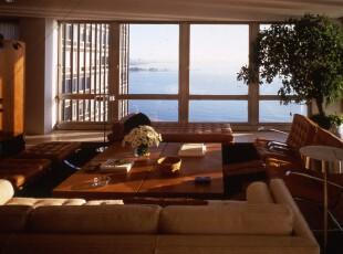 ,客厅,日式,原木色,