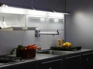 ,厨房,现代,白色,