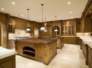 ,厨房,灯具,欧式,白色,原木色,