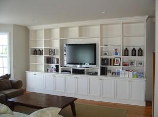 ,客厅,现代,宜家,白色,原木色,