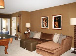 ,客厅,灯具,墙面,中式,原木色,
