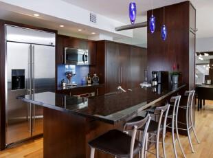,厨房,灯具,现代,原木色,