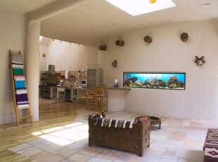 舒适宜家的米黄色客厅,一杯咖啡即可享受片刻悠闲,现代,客厅,宜家,墙面,黄色,