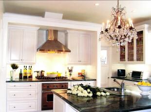 ,厨房,欧式,现代,黑白,