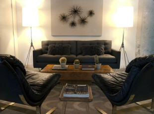 ,当代风格,客厅,