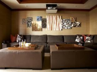 , 客厅,墙面,简约,原木色,
