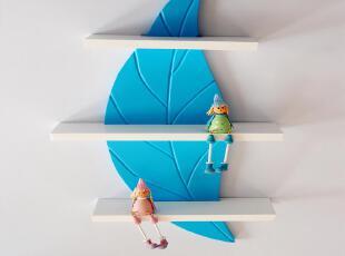 品牌: 良匠尚品 颜色分类: 绿白 粉白 蓝白 隔板形状: 特殊造型,现代主义,壁架,