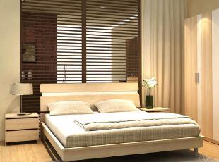 产品名字自然白纹床 产品型号000066 尺寸大小2000mm(长) * 1500/1900mm(宽) * 965mm(高) 设计师描述   给您回归大自然的感觉,现代主义,床,