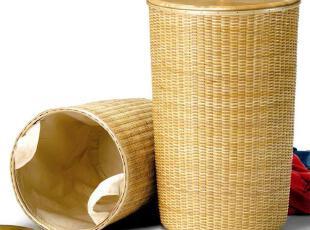 源于19世纪美国一个叫Nantucket的地方的手工艺;全是做出口定单所以采用印尼藤;进口木材,本产品是独一无二的,实用性强,全手工制作绿色环保产品、天然、无污染,古香古色、朴实耐用,现代主义,收纳篮,