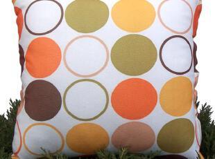 品牌: 媚萱居 类型: 靠垫/抱枕(含芯) 颜色分类: 彩色  花色图案类型: 条纹/格子 外套材质: 布艺 主要填充物: PP 棉规格: 50X50cm 风格: 欧式,靠垫,