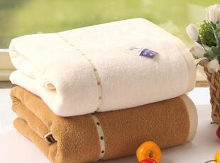 采用新疆长绒棉,精纺优质纱线,精心纺织而成,巾面平整,巾身厚实质地柔软舒适,吸水性强。 横向的缎档配上可爱的小点点,沉稳中不失活泼,两色可选,符合现代居家的时尚理念。,现代主义,毛巾,