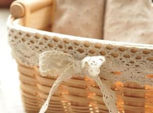 超爱这款小篮子,价格不贵,筐体是本色的,看着清新自然,把袜子 围巾  毛巾 文具等小件商品摆放在篮子里面拍摄效果很漂亮哦!把小花插里面做花筐也超赞啊!!,传统格调,收纳篮,