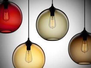 品牌: 可光灯饰型号: gd1014颜色分类: 圆盘三头 直盘三头 暗红 银,当代风格,灯具,