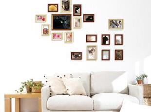 唯客 18 组合 相框 墙 创意 照片墙 相框墙 画框 相片墙 猫,现代主义,照片墙,