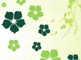 品牌: Lemon Tree/柠檬树货号: LM832颜色分类: 浅绿+墨绿,现代主义,墙贴/开关贴,