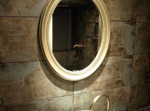 高级ABS树脂镜框++世界级台湾集团5MM高档银镜,传统格调,浴室镜,
