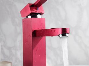 品牌: YOMI 优米型号: LO2D H颜色分类: 优雅黑 香槟色 玫瑰红,现代主义,浴室水龙头,