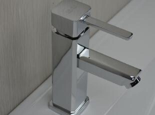 克丽菲儿 全铜冷热两用卫浴龙头 单孔面盆水龙头 711 特价,现代主义,浴室水龙头,