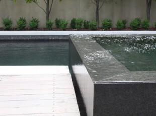 ,当代风格,池,