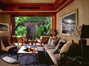 ,热带风情,阳台,