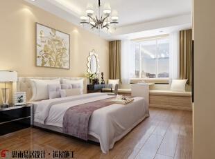 卧室全景图,