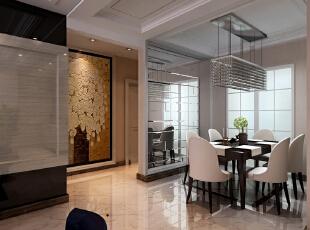 长久中心公园9号17#D户型奇数层三室127平现代风格案例~,