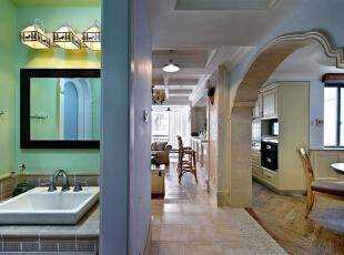 就整体而言,美式家具传达了单纯、休闲、有组织、多功能的设计思想,让家庭成为释放压力和解放心灵的净土。 ,