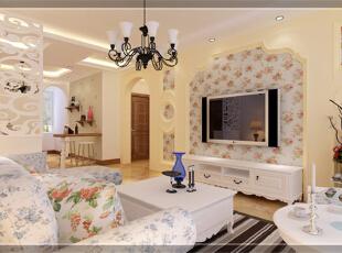 根据业主家里的意见风格定为最近几年比较受欢迎的简欧风格,色调为暖色调,方案中通过对壁纸、地砖和墙面造型以及其它的一些装饰营造出了一种简单、大气、奢华的感觉。改建部分中一楼增加了两个功能空间(厨房、卫生间)这样很大程度上满足了家居生活的功能要求。,