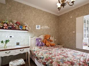 这是孩子房的实景照片,