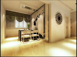 过道中的墙面摆放了异形时钟,充分利用了家中每一份空间!,