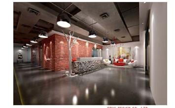 办公楼设计 万达HUBG办公空间150820