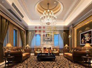 ,客厅,欧式,黄色,白色,黑白,