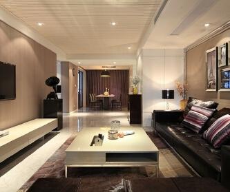 138平米四居室装修...