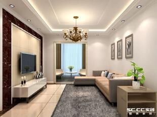 乳白色墙面搭配浅色家具,正是时尚雅痞的精简主义核心所在,