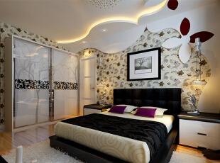 卧室装修效果图,