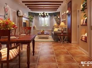 适度的将花草搬进家中,无形中就像把大自然搬回家一样,自然将鲜活植物的蓬勃朝气引入客厅中,更让坐在客厅的人,都能感受一种绿化清新的舒畅感。,