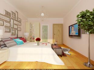 二七所家属院-160平米-现代简约风格--卧室,