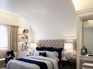 现代简约风格卧室装修设计案例