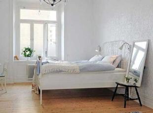 现代简约风格卧室,温馨而不失时尚!