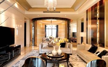 147平现代新古典三居室
