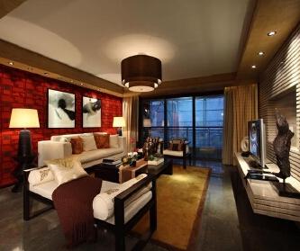 176平现代新古典三居室