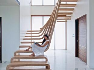 创意楼梯装修效果图,这些楼梯你敢走吗