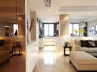 135平简约浪漫舒适三室两厅, 时尚大气的美家~