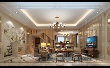 360坪美式别墅