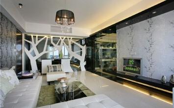 1室2厅65平米现代...