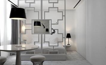 1室1厅48平米现代...