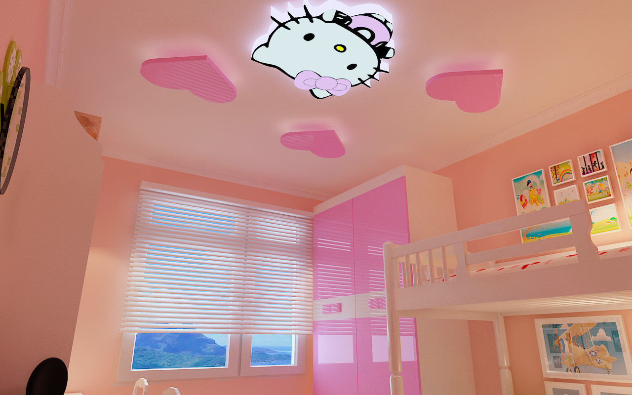 儿童房第3图片