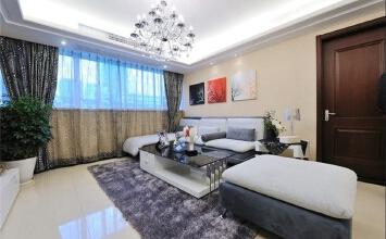 1室1厅59平米现代...
