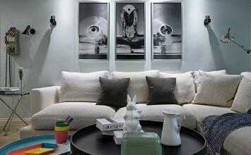 休闲简约.TK interior design保利香槟国际